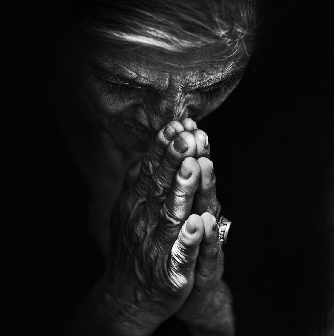 Lee Jeffries: Portraits.