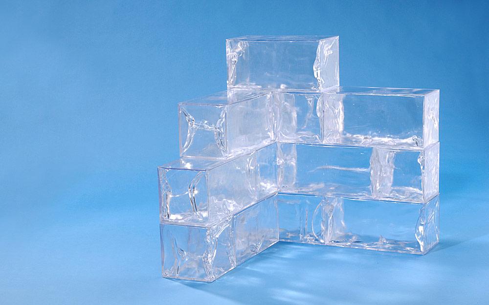 Dekoeiswürfel & künstliche Eiswürfel